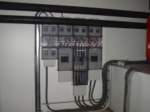 Nieuwe indirecte koeling met 2 chillers