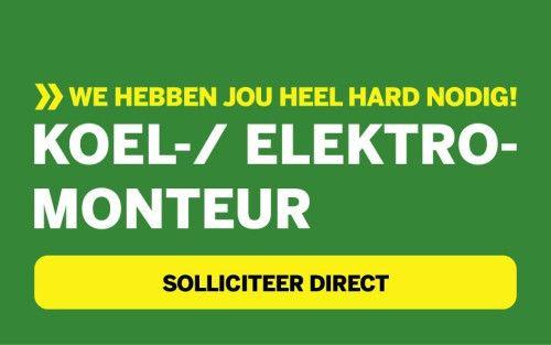 Koel-/elektromonteur